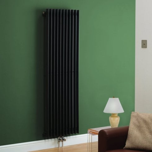 Kartell Los Angeles Design Radiator 500mm x 1600mm - Anthracite