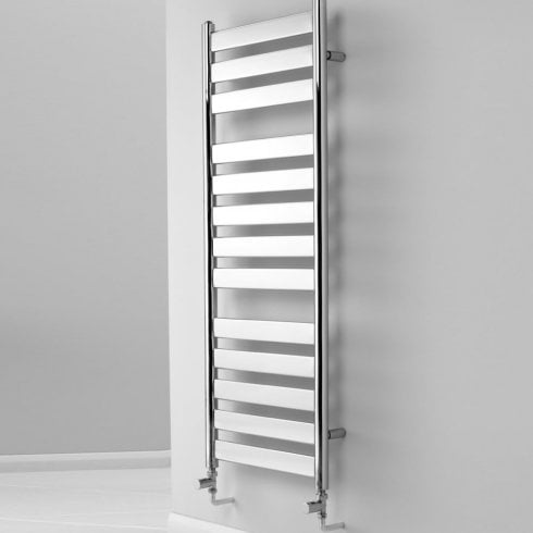 Kartell Newark Design Radiator 500mm x 950mm - Chrome