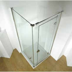 Infinite - Straight Hinged Doors and Enclosures RIGHT HAND