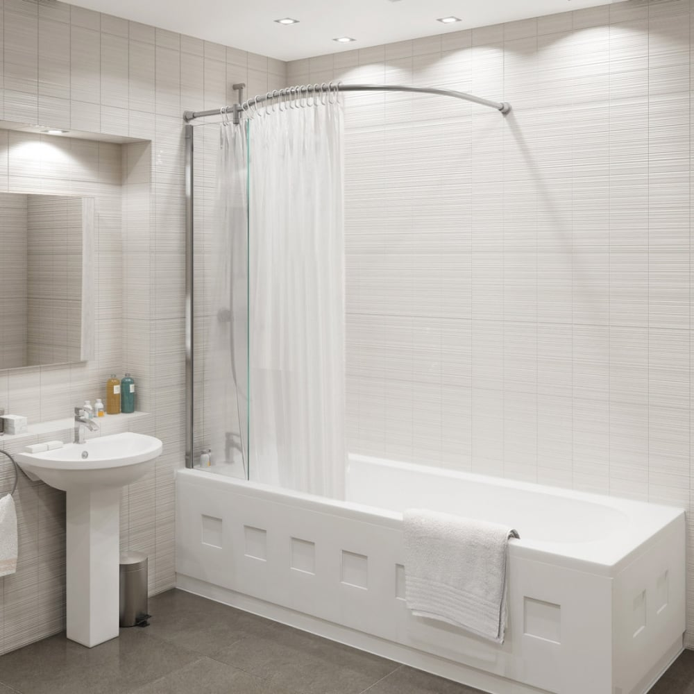 kudos inspire over bath shower panel 1500mm x 350mm kudos from kudos inspire over bath shower panel 1500mm x 350mm