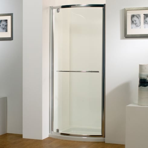 Kudos Original - Bowed Pivot Doors
