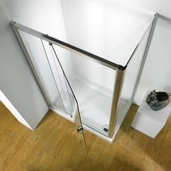 Original - Straight Pivot Doors