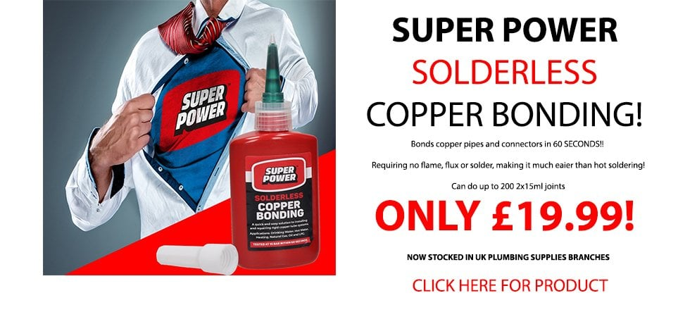 SUPER POWER SOLDERLESS BONDING
