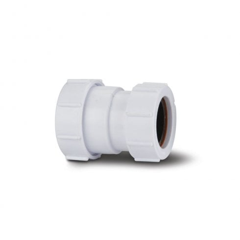 Polypipe 40mm x 32mm Standard Reducer Connector PS38W