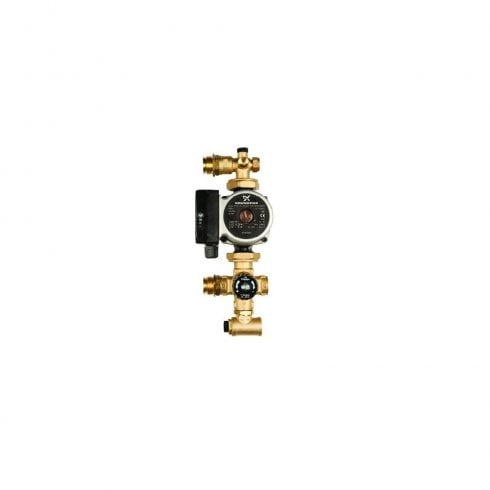 Polypipe Brass Pre- Assembled Manifold Control Pack