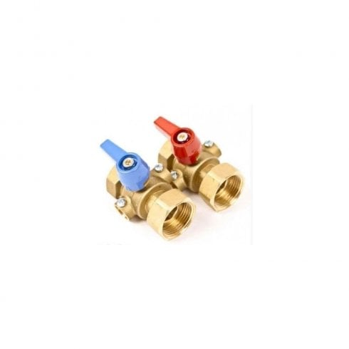 Polypipe Isolation Valves Brass