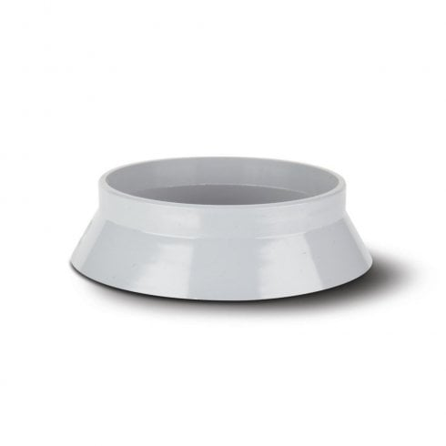 "Polypipe Soil Vent Flashing Sleeve 4"" Grey SV48G"