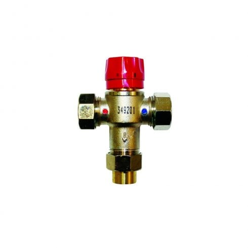 Polypipe UFCH Mixing Valve 28mm