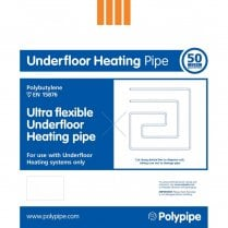 Underfloor Heating Pipe