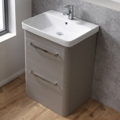 Cornell 600mm Floorstanding Base Unit & Basin