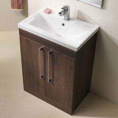 Kansas 600 & 800mm Base Unit & Basin