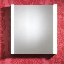 Alto 600 x 650 x 152mm Mirrored Cabinet