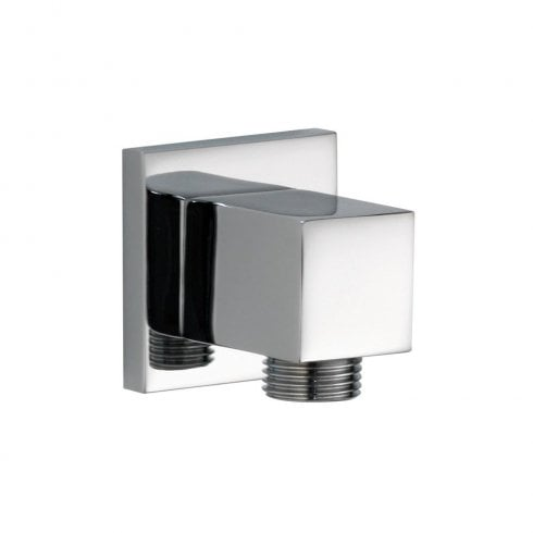 """Qualitex - Ascent Showering 1/2"""" Square Outlet Elbow"""