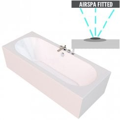 Alaska Bath with Option 4 Whisper Airspa