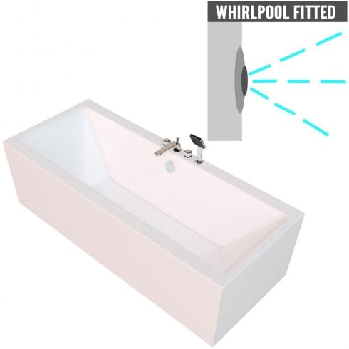 Qualitex - Genesis Arizona Bath with Option 2 Whirlpool