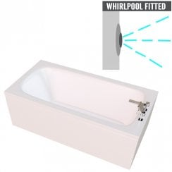 Carolina Bath with Option 2 Whirlpool