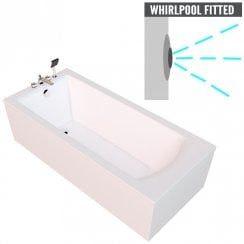 Eden Bath with Option 2 Whirlpool