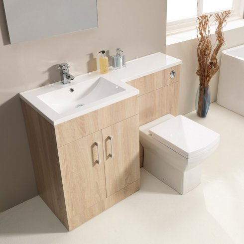 Qualitex - Genesis Monica 1000mm & 1200mm 1-piece Combinations