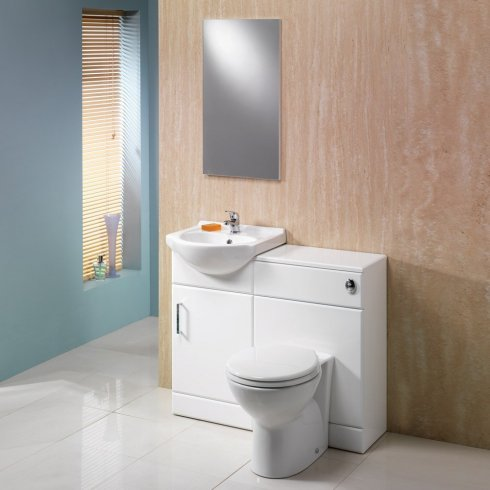 Qualitex - Genesis Richmond 900mm WC Combination