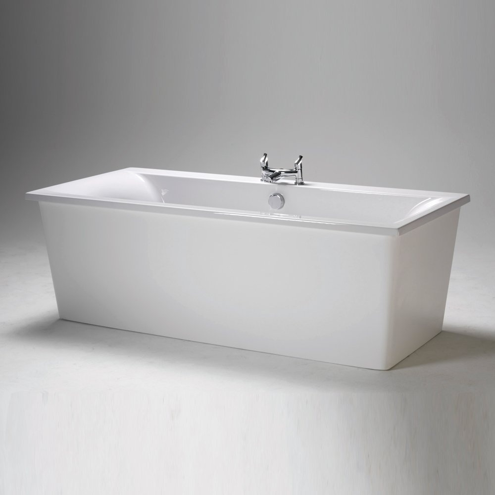 Qualitex - Plexicor Elegancia Skirted Bath - 1700 x 800mm - Qualitex ...