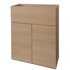 Double Base Drawer Unit - 340mm Depth