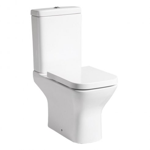 Qualitex - QX Cornell WC including Soft Close Seat