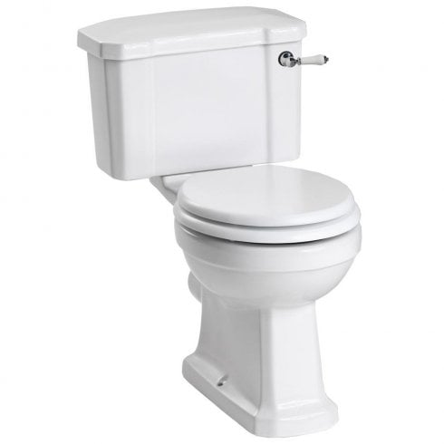 Qualitex - QX Grosvenor WC including Soft Close Seat