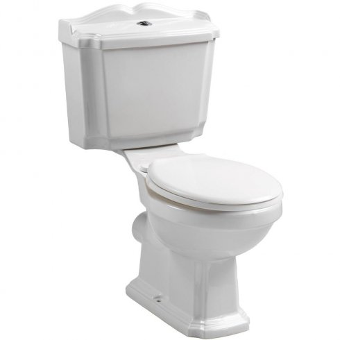 Qualitex - QX Legend WC including Soft Close Seat