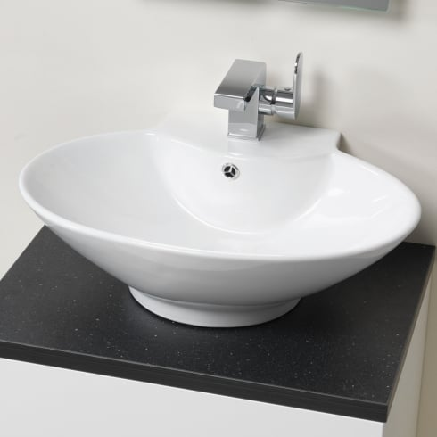 Qualitex - QX Oregon 570 x 435mm Vanity Basin
