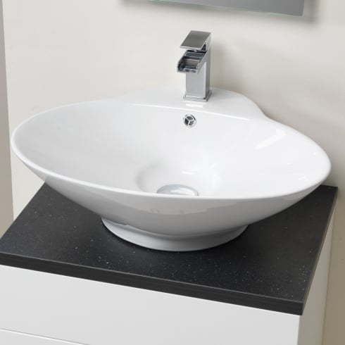Qualitex - QX Oregon 620 x 500mm Vanity Basin