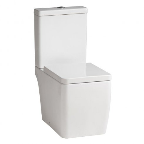 Qualitex - QX Vermont WC including Soft Close Seat