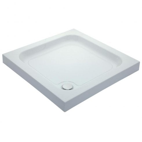 QX 80mm Universal Cast Stone Square Trays