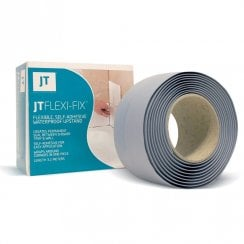 Flexi-Fit Self-Adhesive, Flexible, Waterproof Tiling Upstand