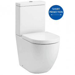 Opal Rimless WC including Soft Close Seat
