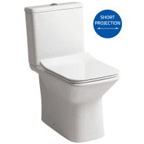 Verona Rimless WC including Soft Close Seat