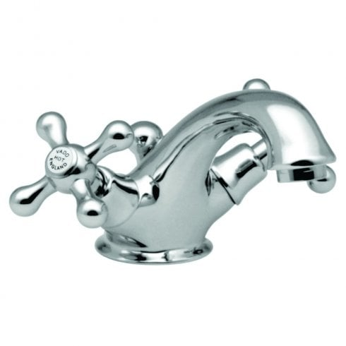 Vado Victoriana Mono Basin Mixer with Pop-up Waste  (VIC-100/CD-C/P)