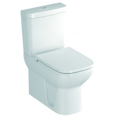 S20 - Close-coupled WC pan (fully back-to-wall)