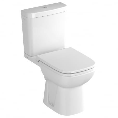Vitra S20 - Close-coupled WC pan (open back)
