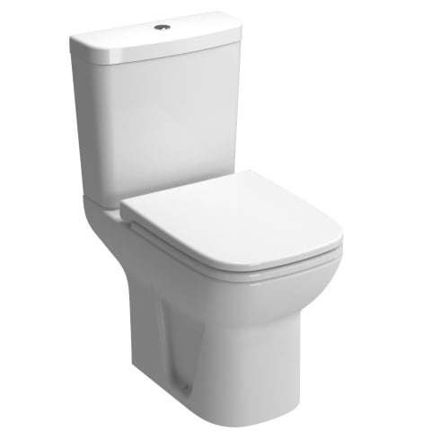 Vitra S20 - Close-coupled WC pan (shrouded open back)