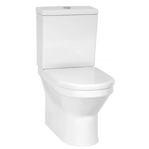 Vitra S50 - Close coupled WC pan (fully back-to-wall)
