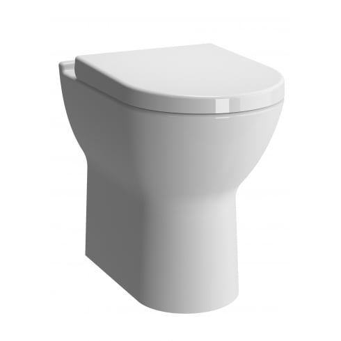 Vitra S50 - Comfort height back-to-wall WC pan