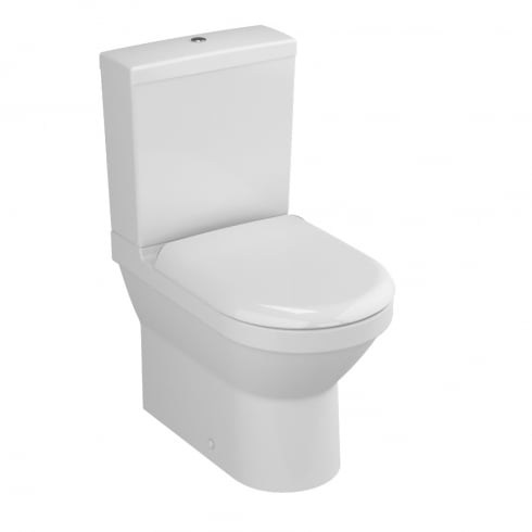 Vitra S50 - Compact close-coupled WC pan (fully back-to-wall)