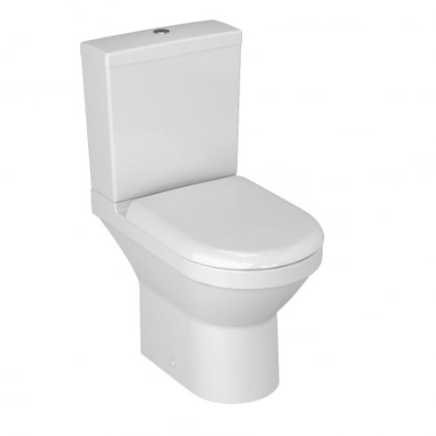 Vitra S50 - Compact close-coupled WC pan (open back)