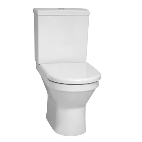 Vitra S50 - Open Back Close-coupled WC Pan