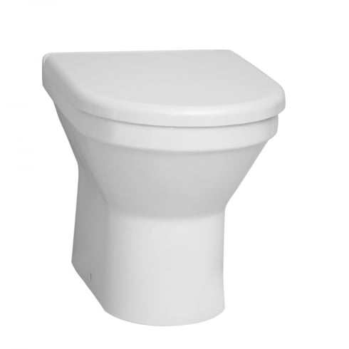 Vitra S50 - Soft Closing WC Seat White