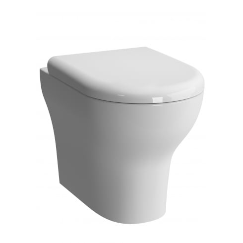 Vitra Zentrum - Back-to-wall WC Pan