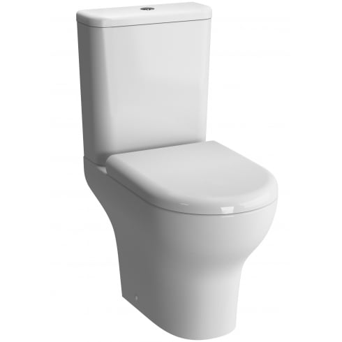 Vitra Zentrum - Close-coupled WC pan (open back)