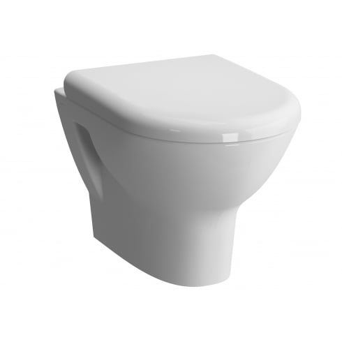 Zentrum - Wall-hung WC Pan